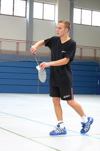 Deutschlands Badmintonjugend in Neusäß