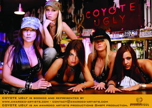 COYOTE UGLY PARTY ++DAS ORIGINAL++