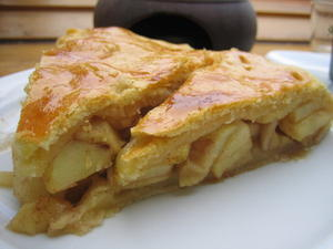 Rezept: Original American Apple-Pie