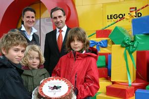 Regionalmarketing gratuliert LEGOLAND Deutschland zum 5. Geburtstag