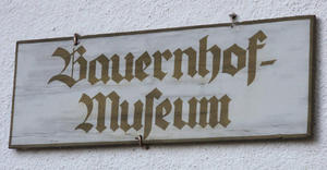 Schwbisches Bauernhofmuseum Illerbeuren