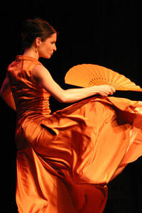 Obra Flamenca - Carina La Debla y su grupo im Parktheater
