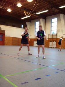 VfL Gnzburg-Badmintonteams schlagen sich wacker