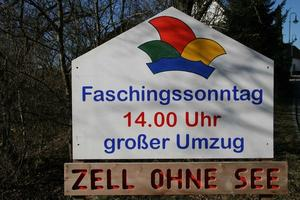 ' Zell ohne See' - Der groe Faschingsumzug 2008 in Griesbeckerzell