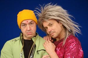 Kult-Comedy-Duo Badesalz in Gersthofen