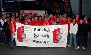 Fan-Club 'Red - White Glammhogga ' Gablingen