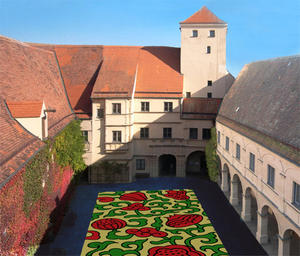 Kunstrume Schloss Friedberg