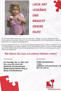 Hilfe fr Lucia