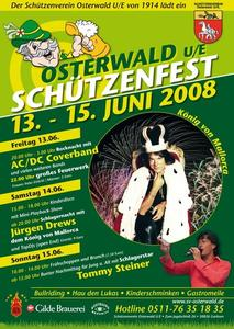 Schtzenfest in Osterwald U/E