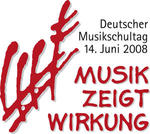 Deutscher Musikschultag am 14. Juni 2008 in Bad Münder !