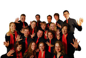 Sommerkonzert mit dem Chor 'Voice of Choice' am 06.07.2008
