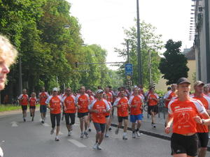 Stadtlauf Augsburg 2008