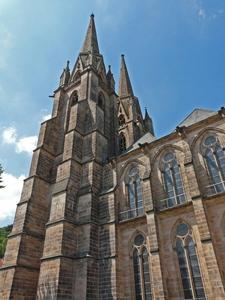 Elisabethkirche in Marburg