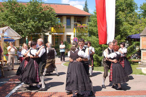 St. Klara Senioren feierten Sommerfest