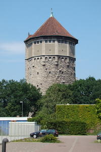 Der Wasserturm in Hannover Vahrenwald