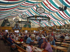 Auf geht`s zum 33. Neussser Volksfest vom 19.  28,. September