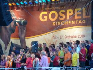 4. Internationaler Gospelkirchentag