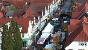 Video: Der Oktobermarkt in Burgdorf