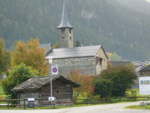 Kirche St. Martin - Zillis Schweiz
