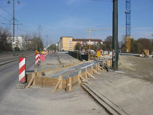 7. Teil - Neubau Lechbrcke