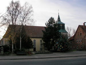 Advent am Straßenrand - ELDAGSEN/Deister