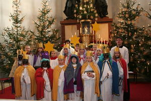 Sternsinger in Meitingen