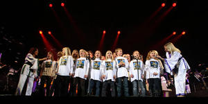 'Kidz of Horst' mit Abba - The Show
