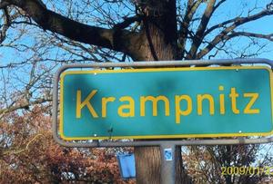 Kaserne in Krampnitz