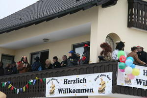 'Zell ohne See', Faschingsumzug 2009 Teil I.