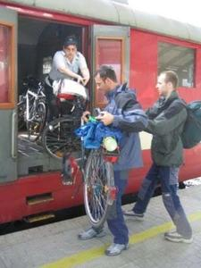 Fahrradmitnahme in der Bahn: ab 01. April 2009 Fahrrad-Kurzstrecken-Karte in ganz Bayern