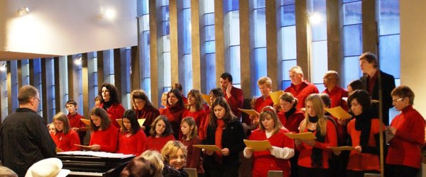 Neugrndung des Gospelchor Sternenfnger in Donauwrth