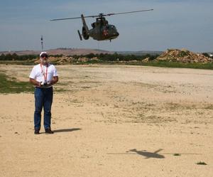 5th Friendship GAMES in Albacete - Spanien - Eurocopter