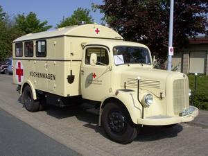Oldtimertreffen in Harpstedt/OL