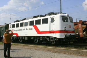 BR E 110 511-3 Elektrolokomotive ex DB E 10
