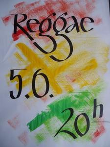 Heute am 5.6. Reggae in BIRKENRIED!