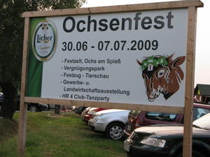 Ochsenfest in Wetzlar