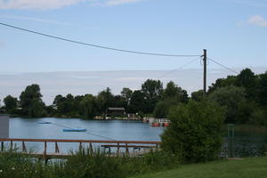 Friedberger Baggersee: Tauchsport- und Wakeboardparadies