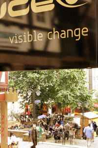 visible change - Sichtbare Vernderung