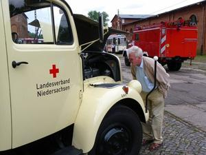 Treffen historischer Nutzfahrzeuge in Wehmingen