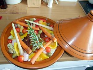 SOMMERKCHE: Die marokkanische Tajine