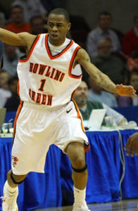 Shooting Guard Brian Moten wird ein Tiger
