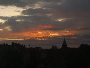 Sonnenaufgang