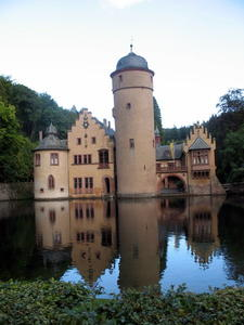 Wasserschloss Mespelbrunn - Spessart
