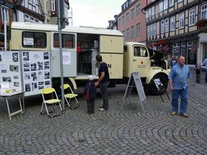 Oldtimertreffen in der Celler Altstadt