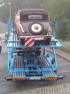 Oldtimer - on Tour