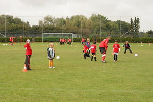 Soccercamp in Meyenfeld