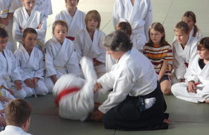 Internationales Aikido-Jugend-Camp in Dinkelscherben
