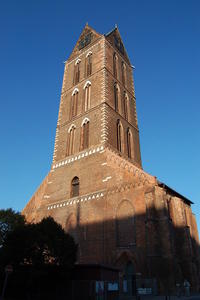 Wismar St.Marien-Kirche-St.Marienturm!!!