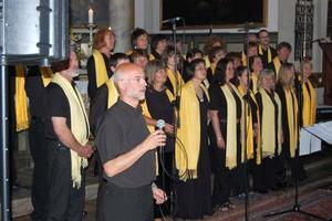 Come on, let's celebrate... Gospelchor Salvation im Konzert