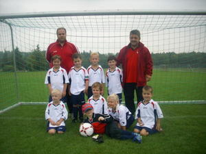 G-Jugend (U7) Turnier in Mertingen